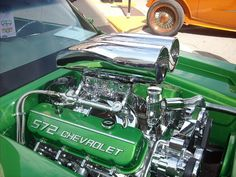 Chev Big Block. What more do you need to know?