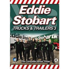 The popular observational documentary series featuring iconic haulage firm Eddie Stobart returns with more action packed adventures featuring their fan favourite truckers.