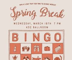 Kent State University – #KentStateUniversity Bingo Night