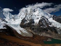 Siula Grande, Cordillera Huayhuash, Peru