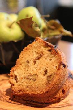 Apple Nut Cake!
