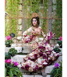 Traje de Flamenca Linaria_362e
