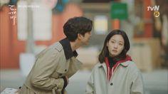 Gong Yoo and Kim Go-eun  / Goblin