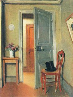 Felix Vallotton (1865-1925): The visit
