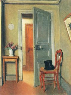 Felix Vallotton (1865-1925): The visit