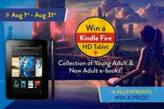 Win a Kindle Fire HD Tablet + 32 Young Adult & New Adult Sci-fi & Fantasy Novels! My friend is one of the authors! The Pagemaster, Mists Of Avalon, Competition Giveaway, Reading Adventure, Romance Authors, Free Books, Book Worms, Kindle, Promotion Ideas