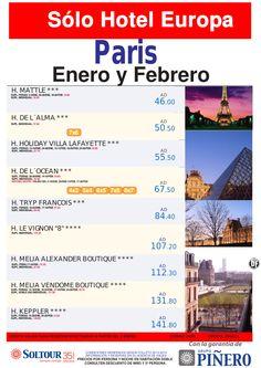 París - Sólo Hotel - Enero y Febrero ultimo minuto - http://zocotours.com/paris-solo-hotel-enero-y-febrero-ultimo-minuto/