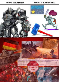 Reinhardt in a nutshell