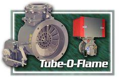 Los quemadores industriales TUBE-O-FLAME® de MAXON proporcionan un calentamiento limpio, con emisión reducida de NOx, para el caldeo de tubos. Los quemadores TUBE-O-FLAME®permiten la combustión de la mayoría de combustibles gaseosos dentro de una serie de tubos con un consumo reducido de combustible y una mejor respuesta de proceso. Necesitan poca potencia, por lo que... Ver más