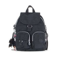 INT13 KIPLING BACKPACK FIREFLY N 900 S/S 2014 SHOPPING BAGNWT INTERNO 13