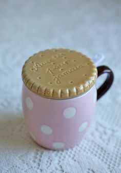 With You For Evermore Biscuit Mug