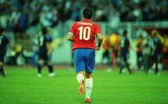 Giorno dell'addio perDejan Stankovic che oggi ha indossato perl'ultima volta la maglia della nazionale serba. Lascia la nazionale nel gio...http://tuttacronaca.wordpress.com/2013/10/13/gli-scarpini-al-chiodo-dejan-stankovic-da-laddio-al-calcio/