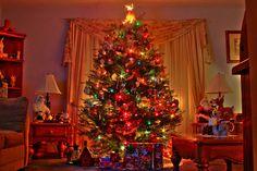 Imagenas lindas de arvores de natal - Pesquisa Google
