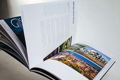 NAZA TTDI 2010 Annual Report by CJ Gan, via Behance