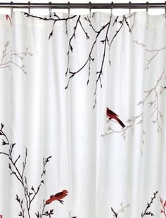 Kitchen Blind On Pinterest Bird Shower Curtain Roman Blinds And Shower Curtains