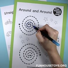 Our pen control and tracing printables are a fun way to teach toddlers how to hold and use a pen. With Straight Lines and Curved line tracing its a great practice. Activities For 6 Year Olds, Motor Skills Activities, Preschool Learning Activities, Preschool Activities, 1st Grade Writing, Pre Writing, Teacher Education, Kids Education, Childhood Education