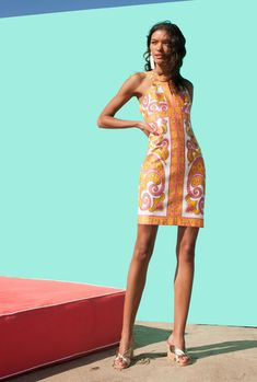 e2cd4ed5656 The CALIFORNIA DRESS from Trina Turk is absolutely fabulous in person!  Inspired by the effortless
