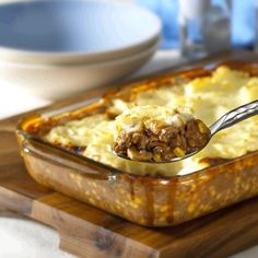 Shepherd s Pie (minced Meat With Mashed Potato Topping England Meat Recipes, Snack Recipes, Cooking Recipes, Meat Meals, Mince Meat, Meat Pies, Potato Toppings, Best Meat