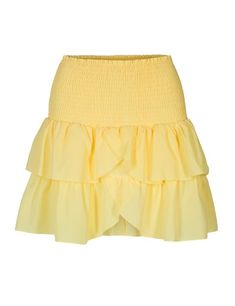 Korean Fashion, Kids Fashion, Fashion Outfits, Summer Outfits, Cute Outfits, Yellow Fashion, Girly Girl, Lacoste, Ballet Skirt