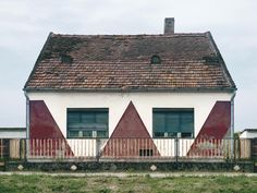 The Colors Of Hungarian Post-War Housing