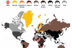 Di che colore sono i capelli dei leader