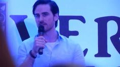 Colin O Donoghue your wife is probably the one of the luckiest women for having you as a husband