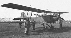 "During WWI, the lumbering Reconnaissance Experimental 8 was the most widely used British two-seater biplane on the Western Front. A descendant of the R.E.7, it was initially developed for reconnaissance work but also saw service as a bomber and ground attack aircraft. Nicknamed the ""Harry Tate,"" after a well known music hall performer of the day, it provided a stable platform for photographic missions but suffered from poor maneuverability, leaving it vulnerable to attack by enemy fighters."