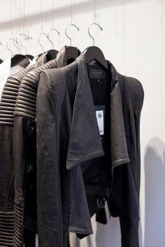 Skingraft - Leather Jacket Detail
