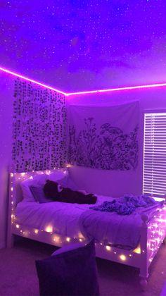 Indie Room Decor, Cute Bedroom Decor, Room Design Bedroom, Bedroom Decor For Teen Girls, Teen Room Decor, Stylish Bedroom, Room Ideas Bedroom, Dream Teen Bedrooms, Men Bedroom