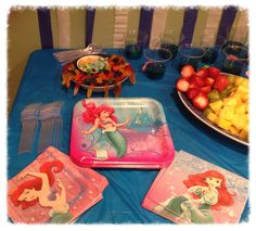 Little Mermaid birthday