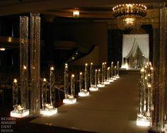 Sophisticated design! #weddingtip #weddingidea