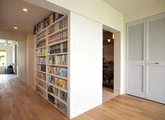 お部屋づくりの参考に。インテリアに馴染む「収納スペース」9選 | リノベる。ジャーナル