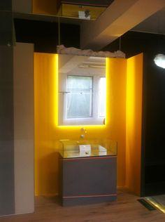 Iluminación #LED de espacios en la exposición Badalona Home Design 2015. #badalona #badalonahomedesign