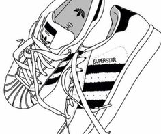 Adidas Women Shoes - adidas, shoes, and drawing imageの画像 Adidas women shoes - - We reveal the news in sneakers for spring summer 2017 Tumblr Girl Drawing, Tumblr Drawings, B&w Tumblr, Tumblr Girls, Adidas Shoes Women, Nike Women, Adidas Drawing, Tumblr Outline, Adidas Tumblr Wallpaper