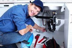 Dit is Theo, onze loodgieter.