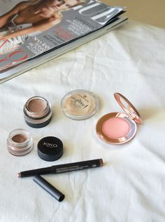 MAKEUP FAVORITES - CREAM PRODUCTS