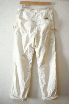 White painter's pants!