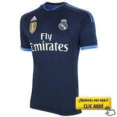 adidas Real 3 JSY WC - Camiseta para hombre, color... #real #madrid