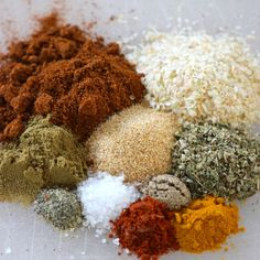 Homemade Taco Seasoning - tastes exactly like the packaged stuff, but better