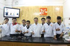Khóa học nấu ăn TPHCM - Đà Nẵng