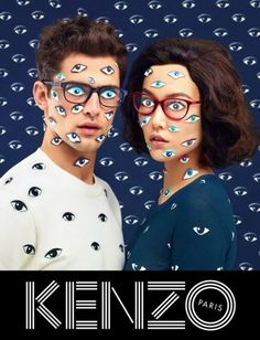 Kenzo - Collection Automne Hiver 2013 - 2