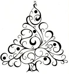 Christmas Card Design by SilverWingsButterfly.deviantart.com on @DeviantArt