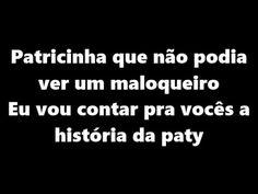 História da Paty (Letra) – MC hariel part MC Don Juan