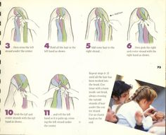 how to french out-braid