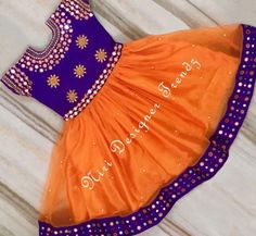 Baby Girl Dresses Diy, Kids Party Wear Dresses, Kids Dress Wear, Kids Gown, Baby Frocks Designs, Kids Frocks Design, Kids Dress Collection, Kids Blouse Designs, African Dresses For Kids