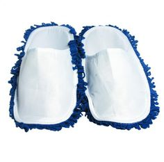 Mop slippers, $7.50 at mcphee.com