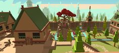 Image result for low poly art game