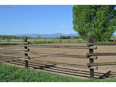 Corrals with view
