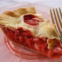 Old Fashioned Strawberry Pie - Allrecipes.com