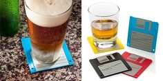 ideas para reciclar diskettes